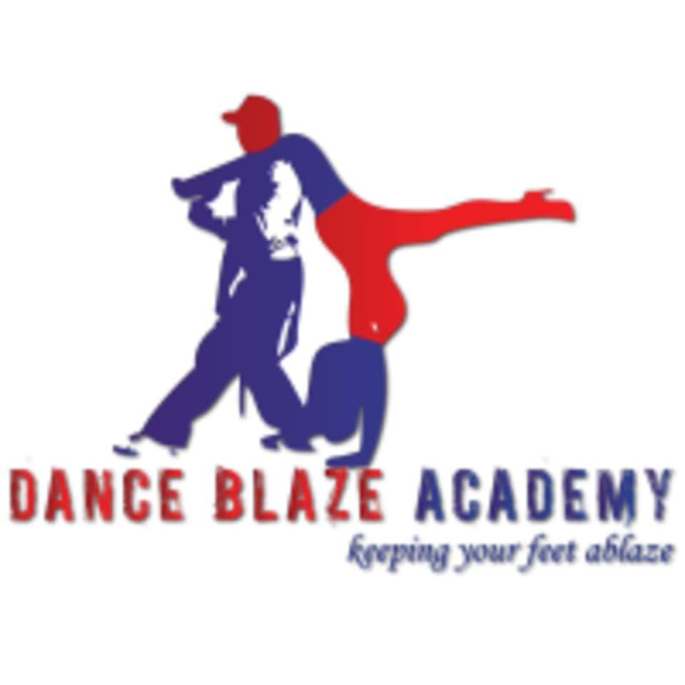 Dance Blaze Academy logo