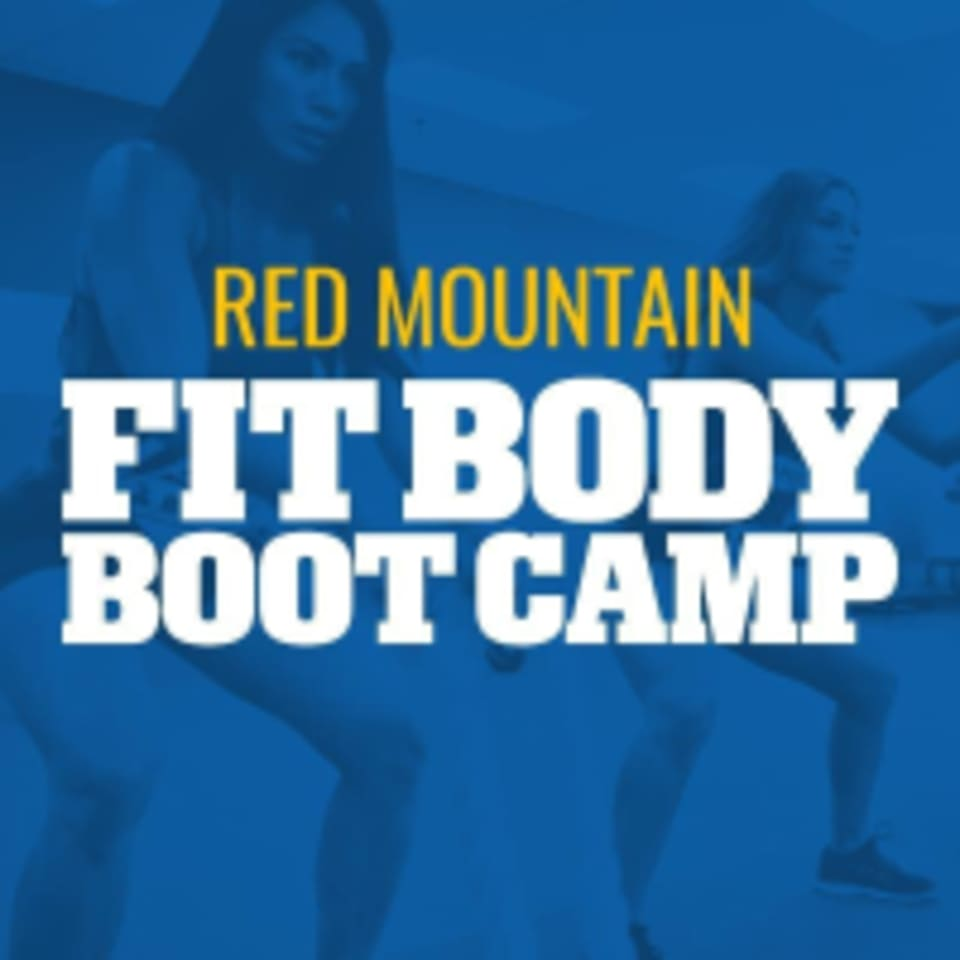 Red Mountain Fit Body Boot Camp logo