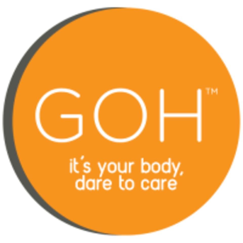 GOH concept logo