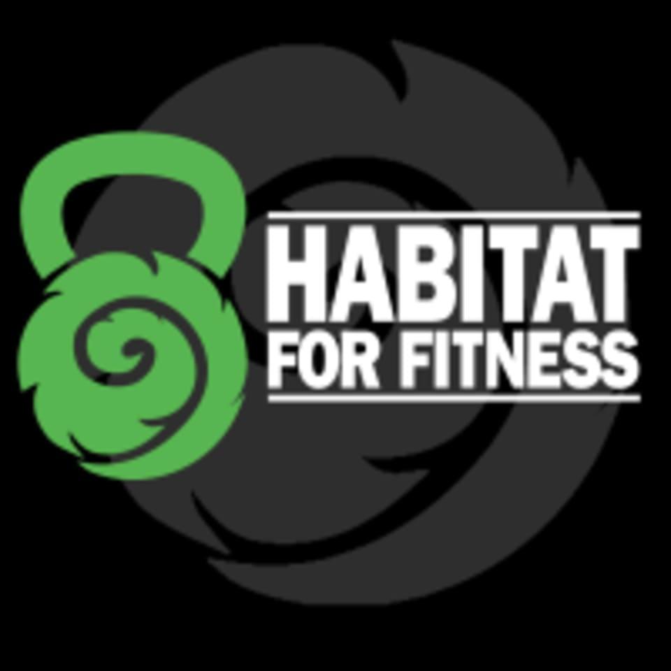 Habitat for Fitness logo