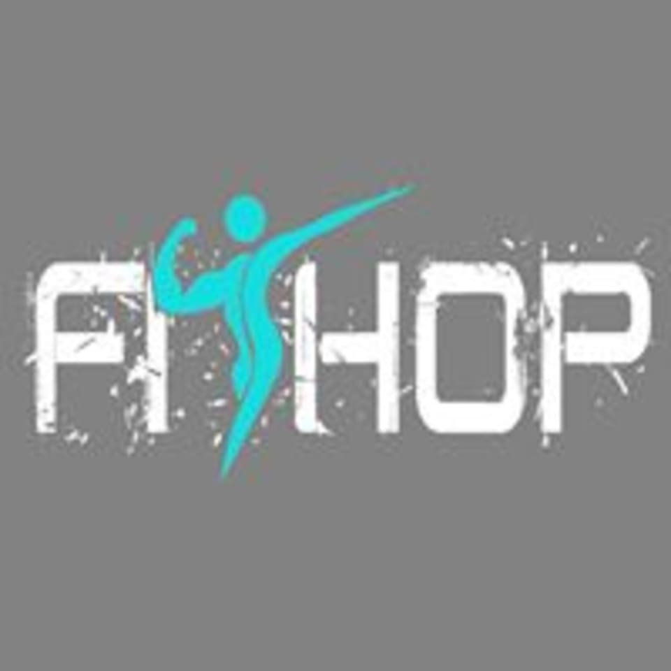 FitHop Dance Fitness Class logo
