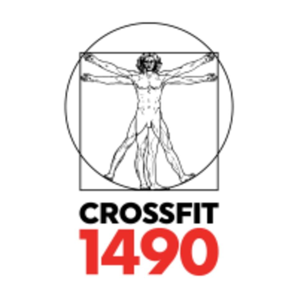 CrossFit 1490 logo