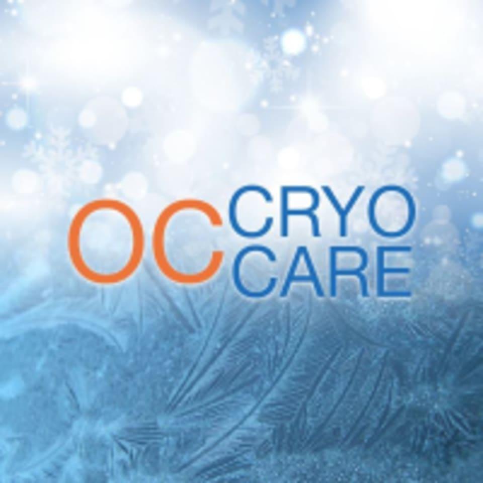 OC CRYOCARE logo