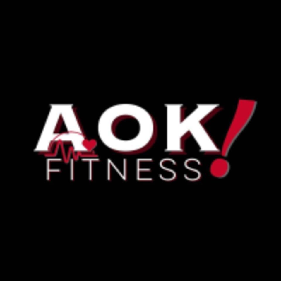 AOK! Fitness logo