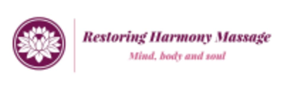 Restoring Harmony Massage logo