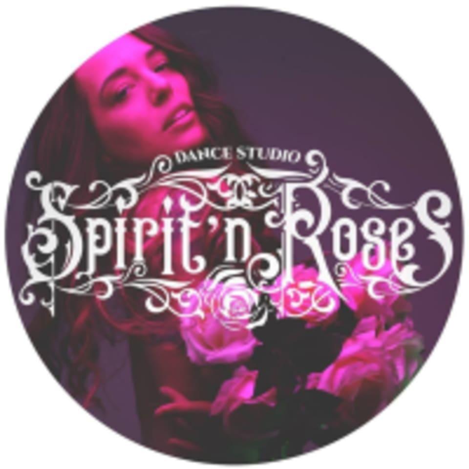 Spirit'n Roses logo