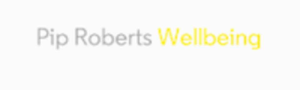 Pip Roberts Wellbeing logo