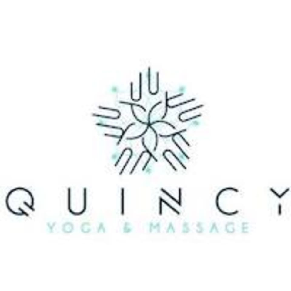 Quincy Yoga & Massage logo