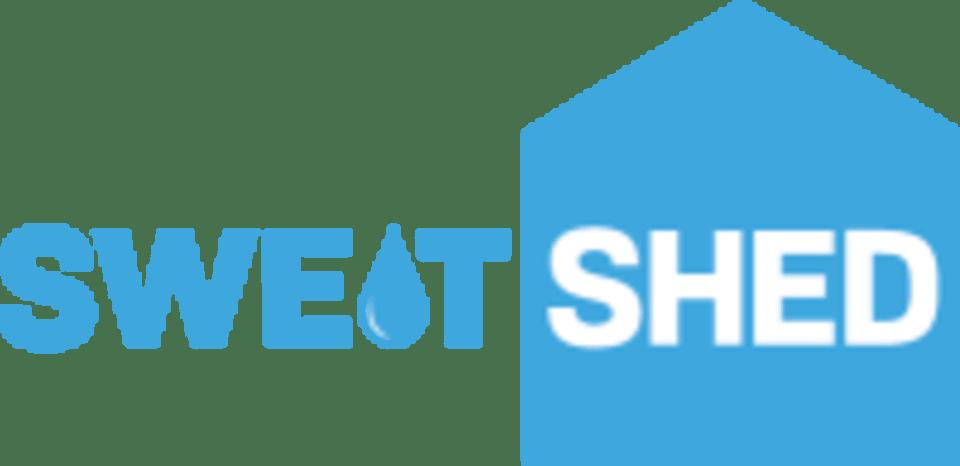 The SweatShed logo