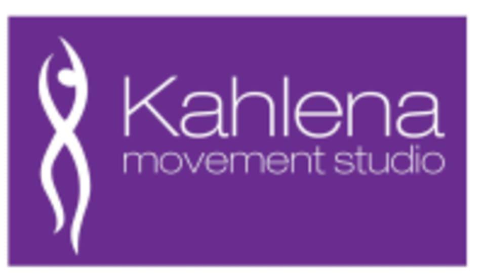 Kahlena Movement Studio logo