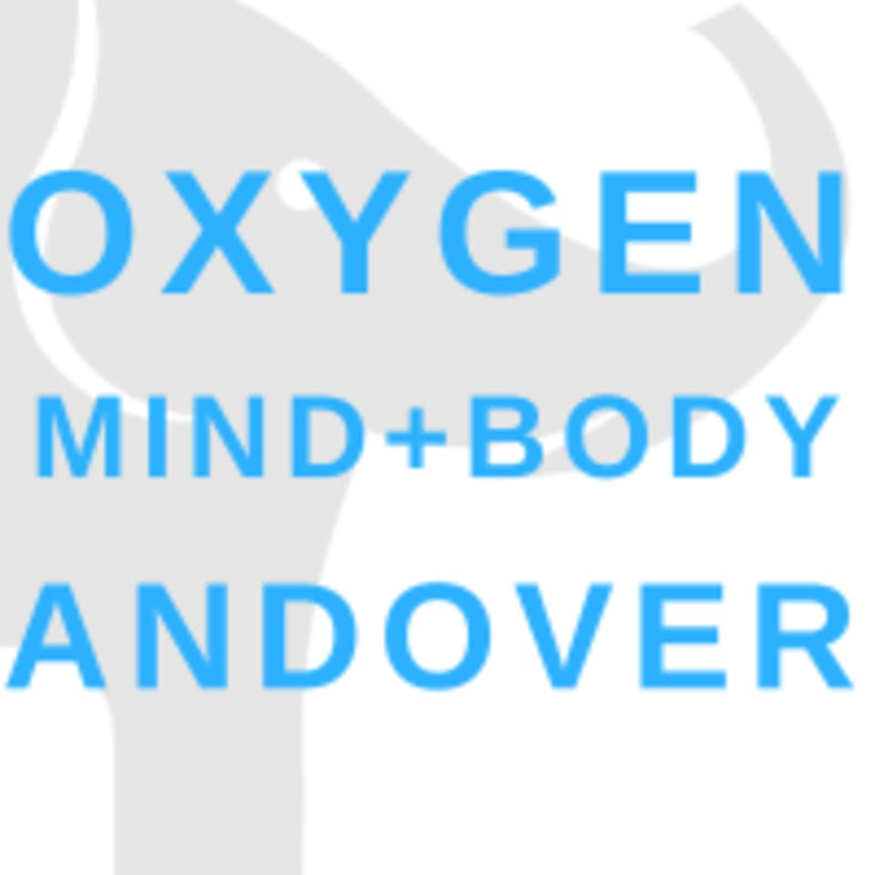 Oxygen Mind and Body logo