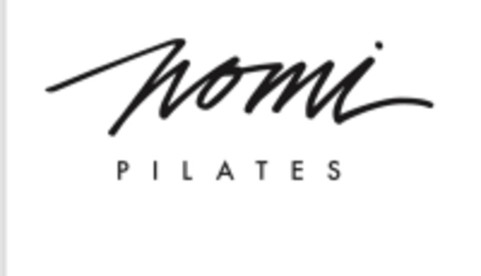 Nomi Pilates logo