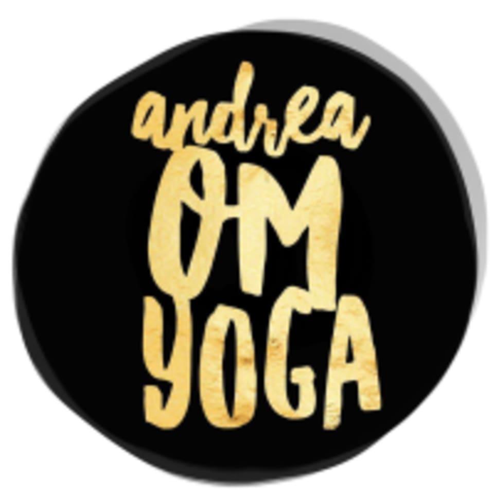 Andrea Om Yoga logo