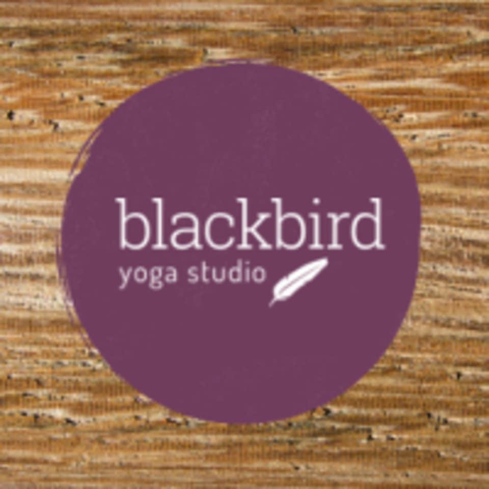 Blackbird Yoga Studio logo