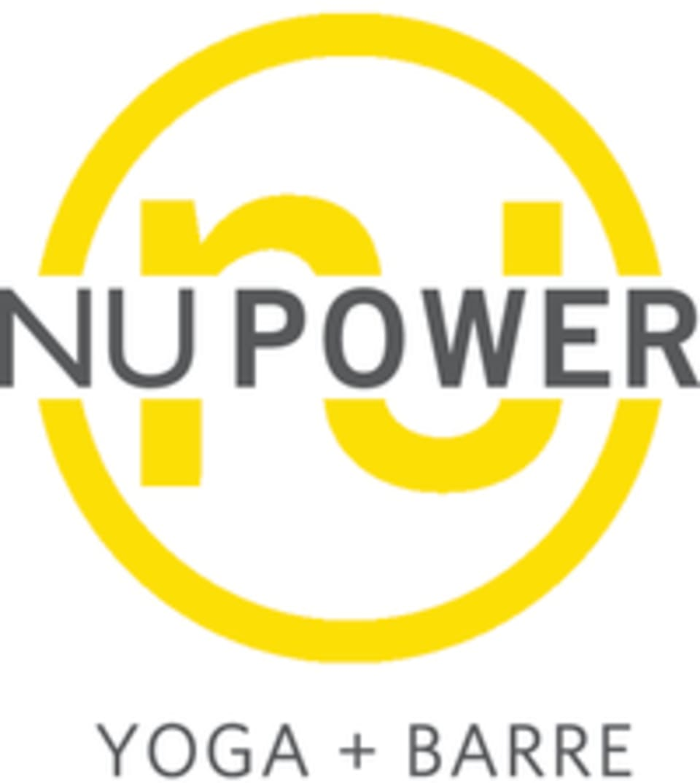 NuPower Yoga + Barre logo