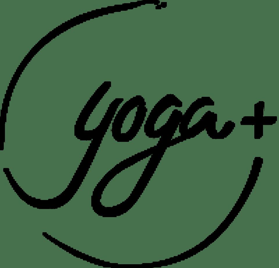 Yoga+ - Arab Street logo