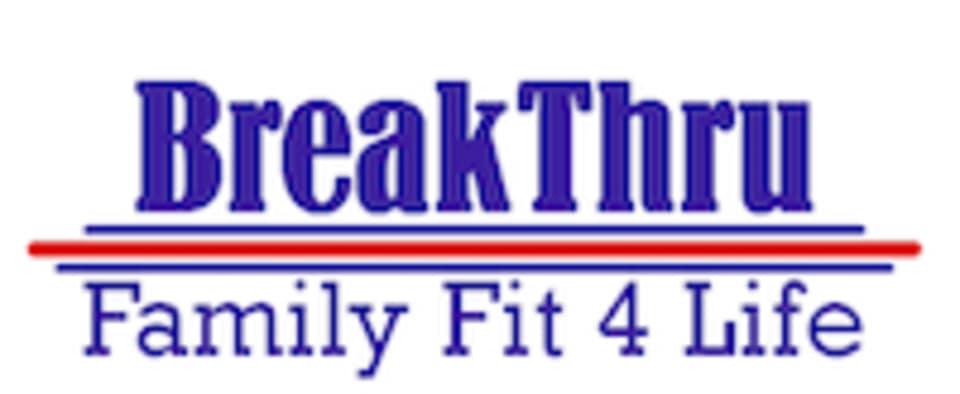 Breakthru Family Fit 4 Life logo