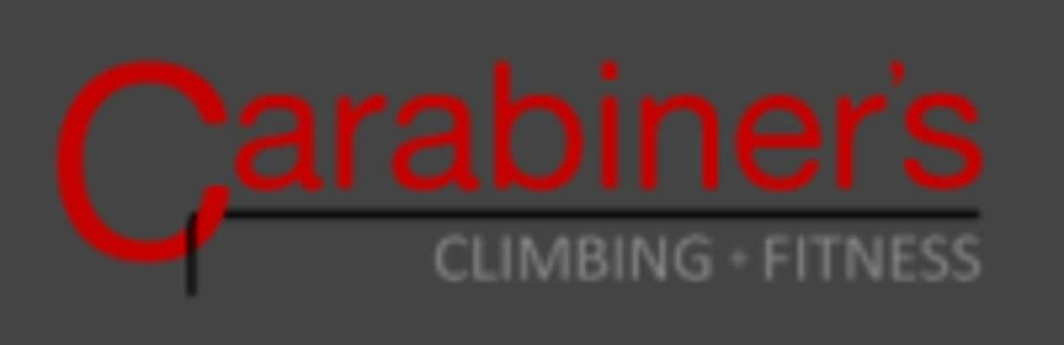 Carabiner's Climbing & Fitness logo