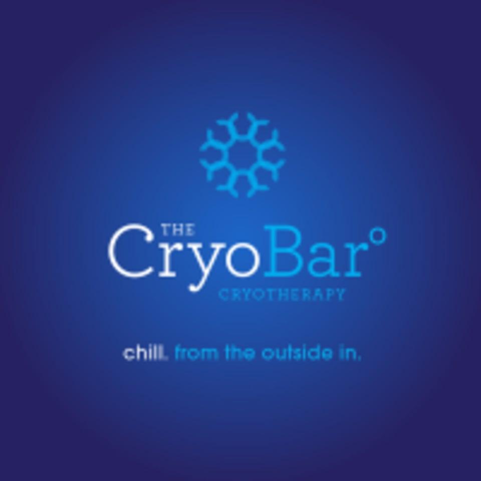 The CryoBar logo