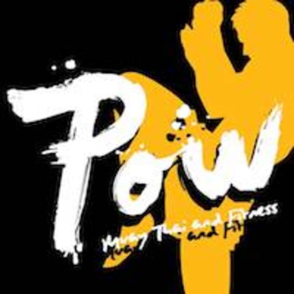 POW Muay Thai and Fitness logo