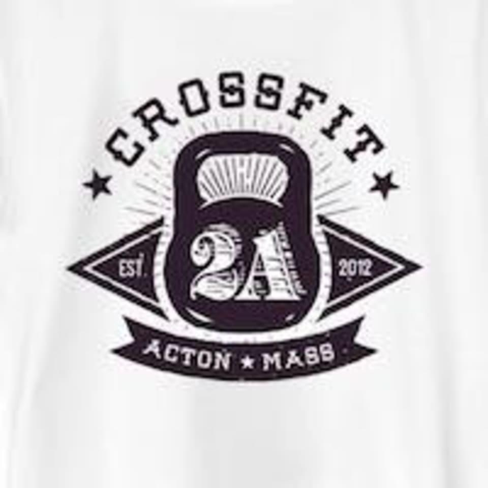 CrossFit 2A logo
