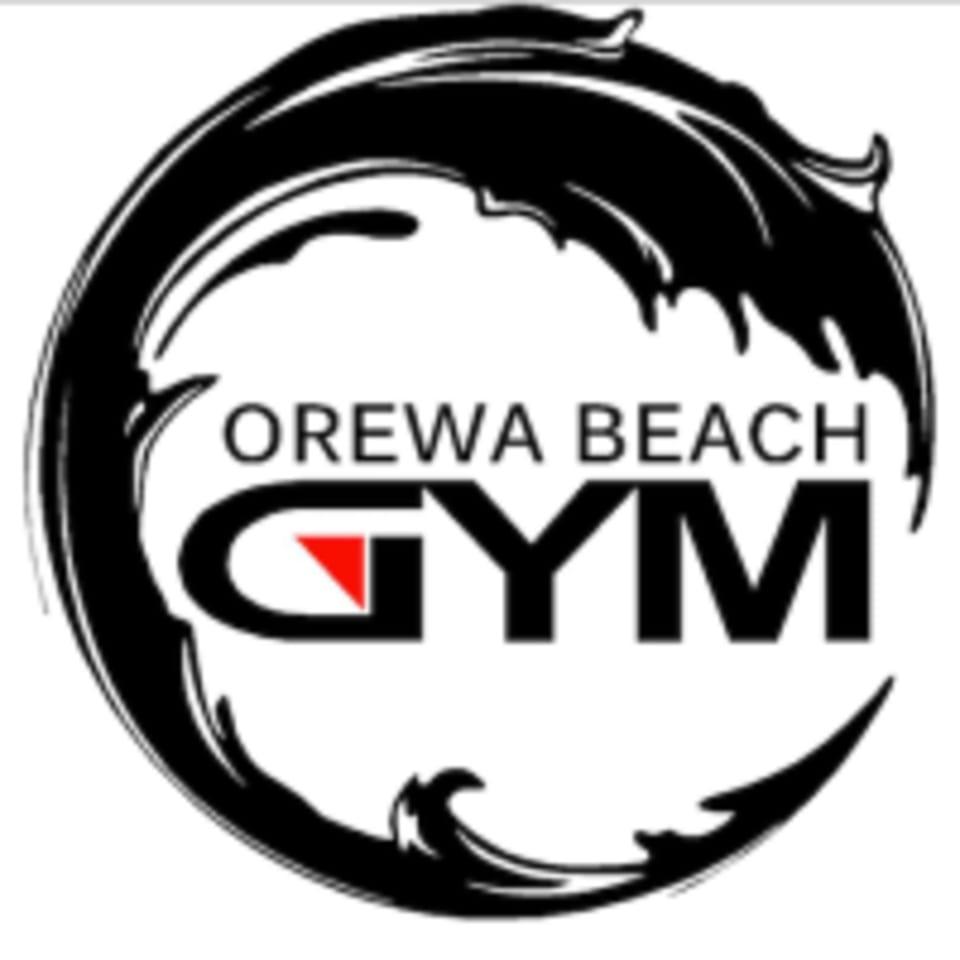 Orewa Beach Gym logo