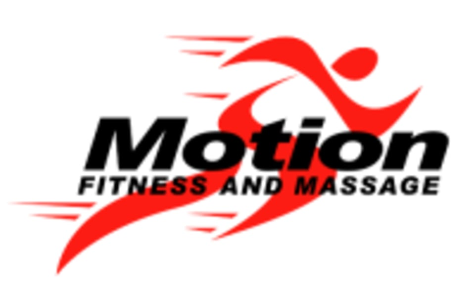 Motion Fitness and Massage logo