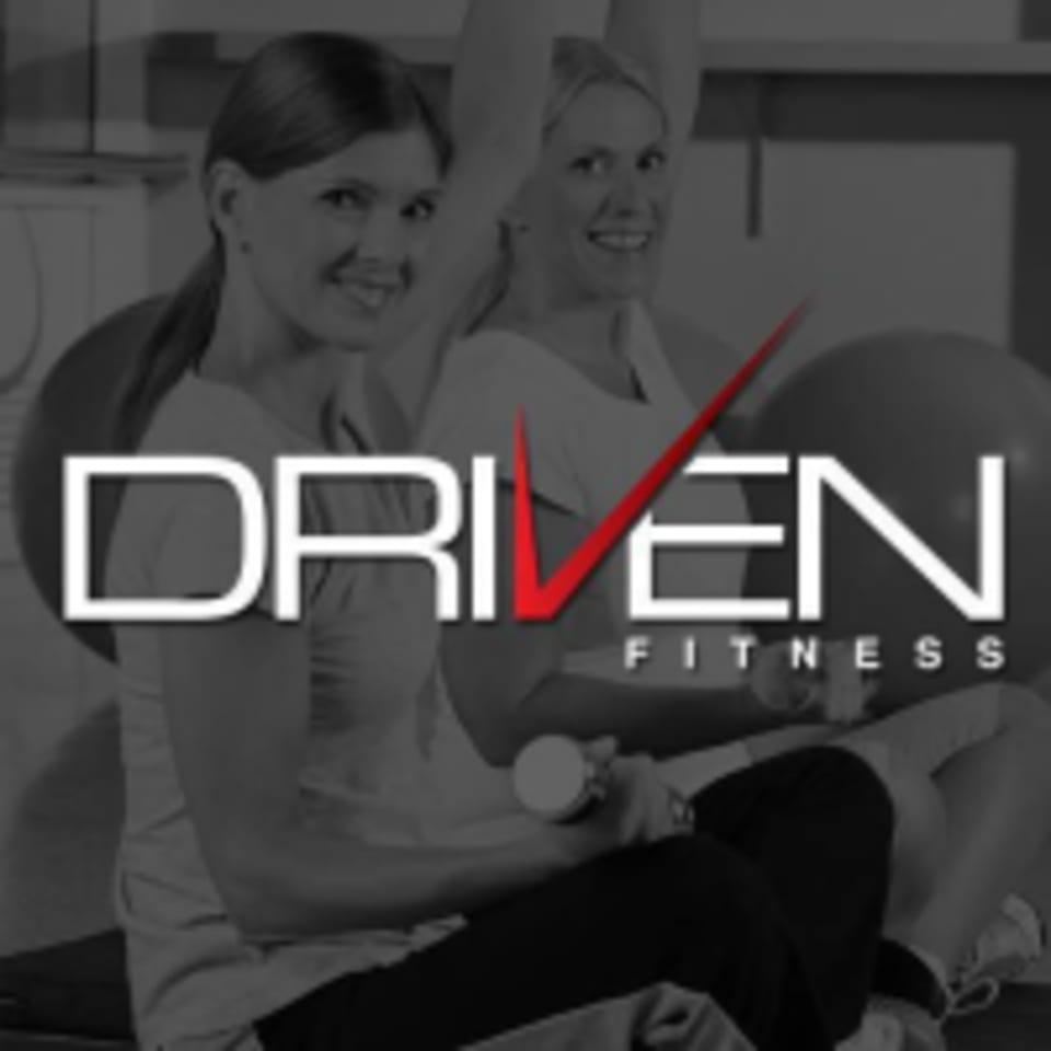Driven Fitness logo