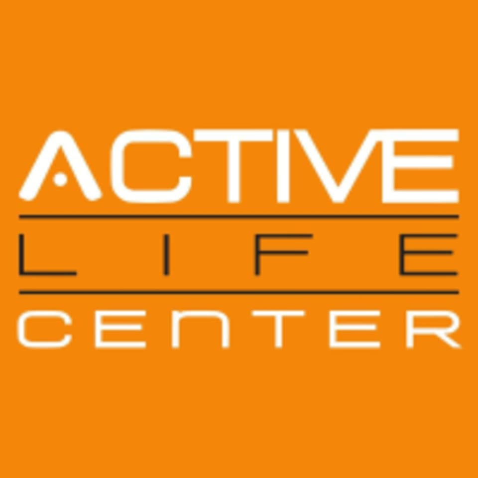 Active Life Center (Female-only Gym) logo