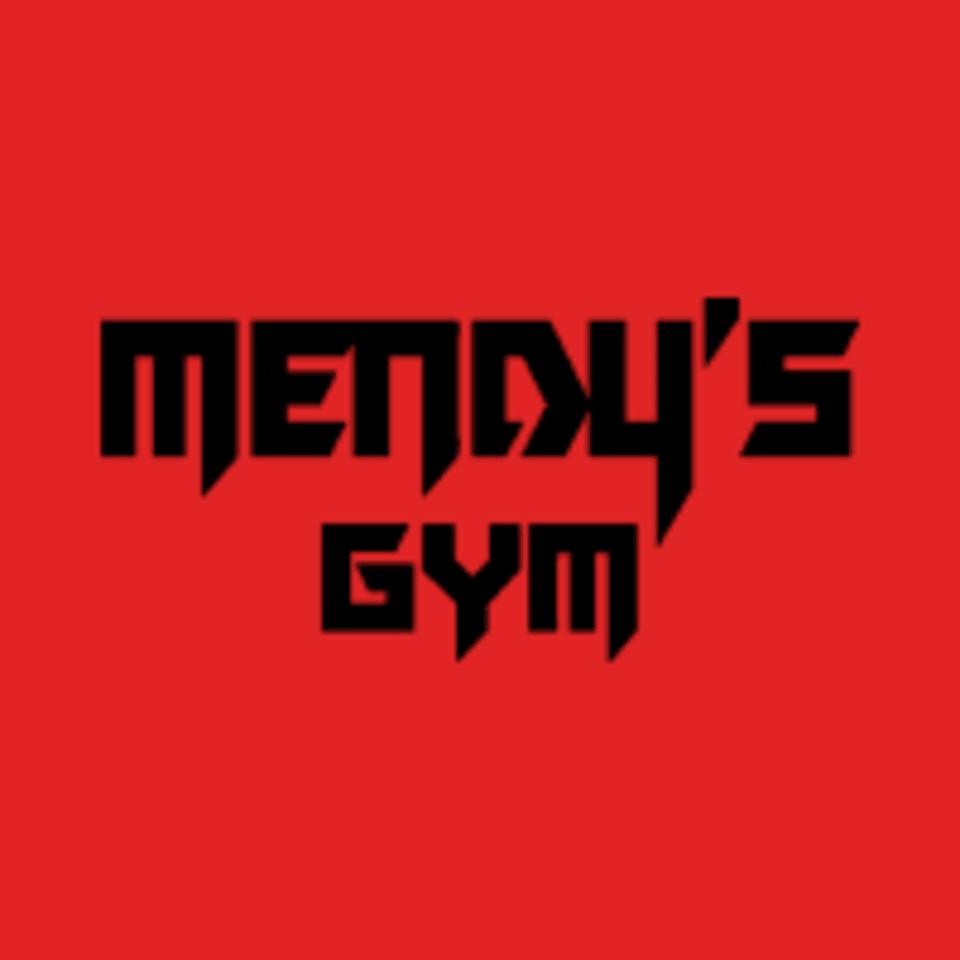Mendy's Gym logo