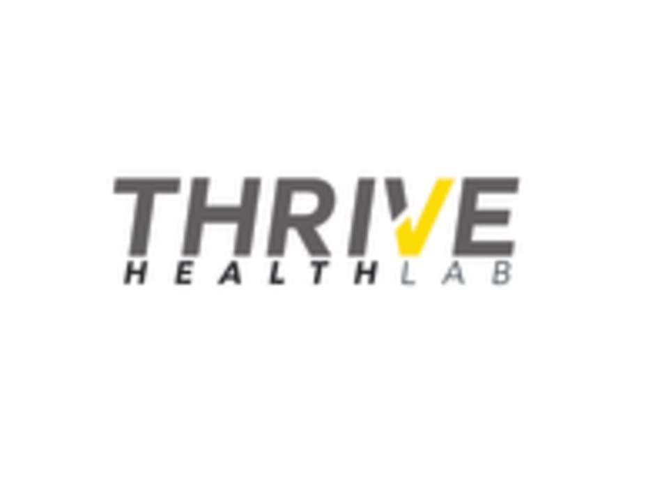 Thrive Health Lab logo