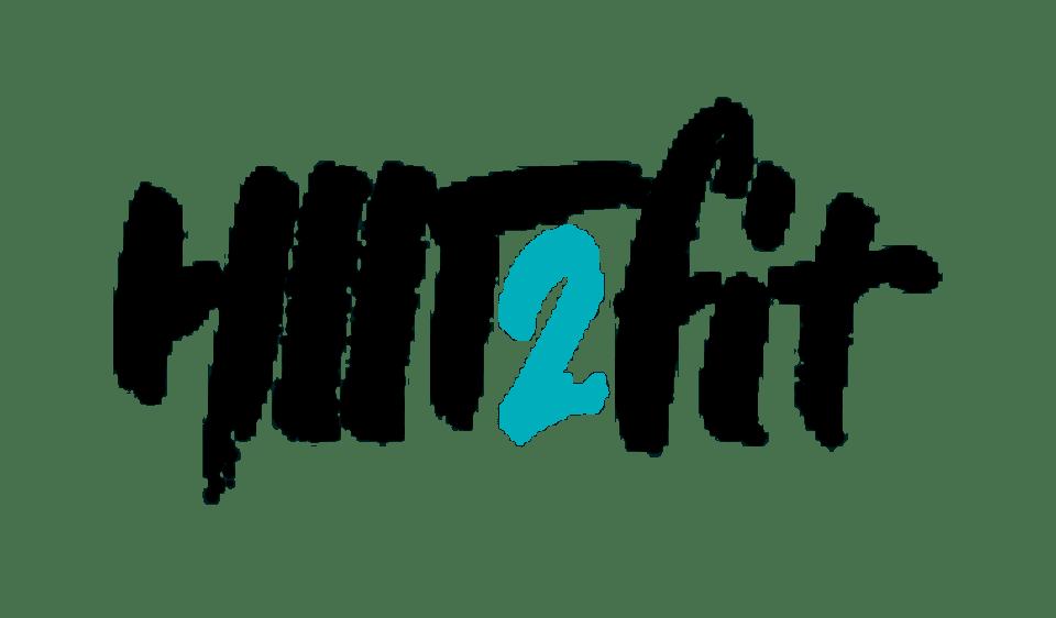 HIIT2fit KL logo