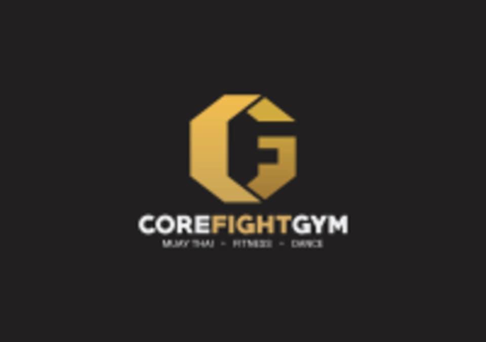 Core Fight Gym logo