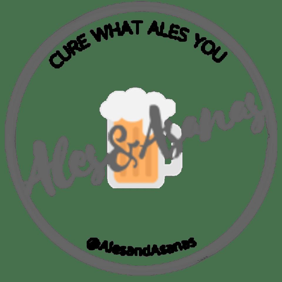 Ales & Asanas logo