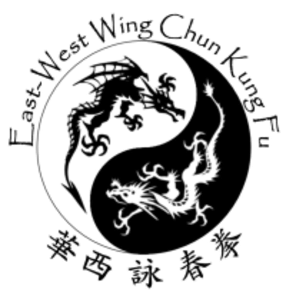 East West Wing Chun Kung Fu logo