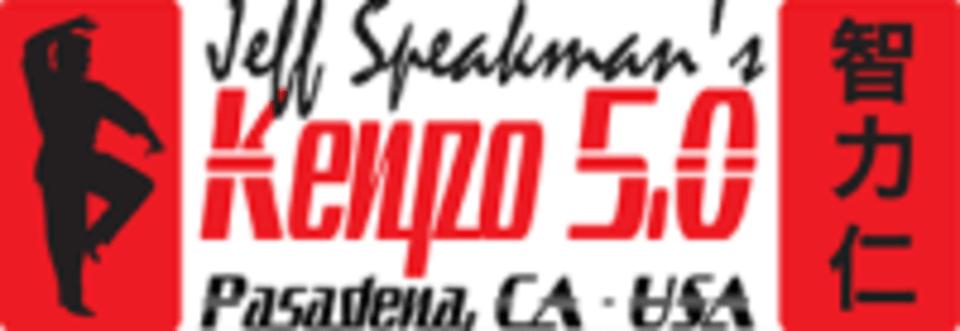 Jeff Speakman's Kenpo 5.0 Pasadena Martial Arts logo