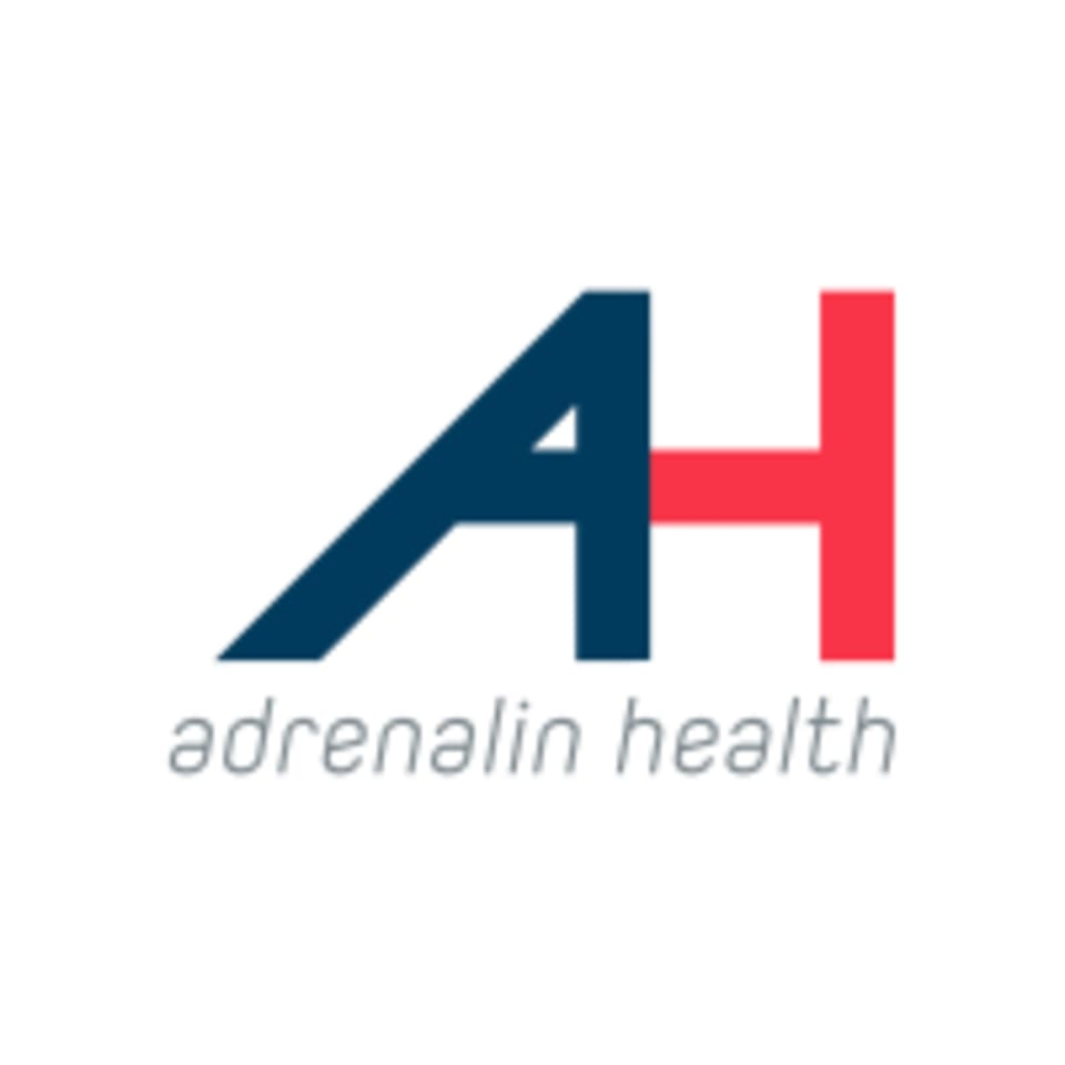 Adrenalin Health Club logo
