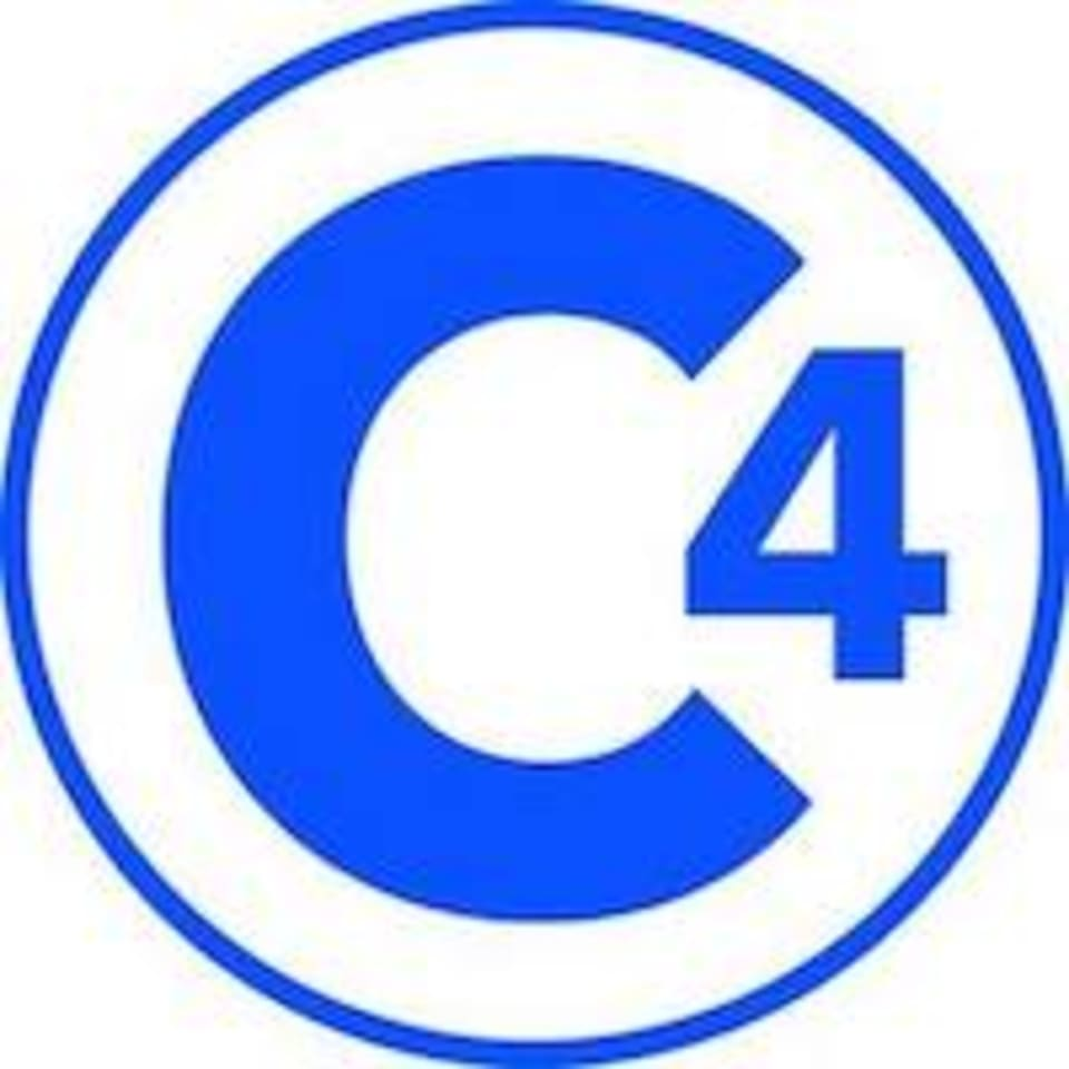 C4 Athlete logo
