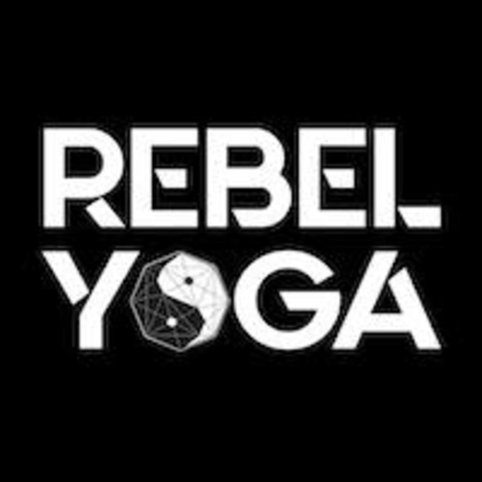Rebel Yoga Manila logo