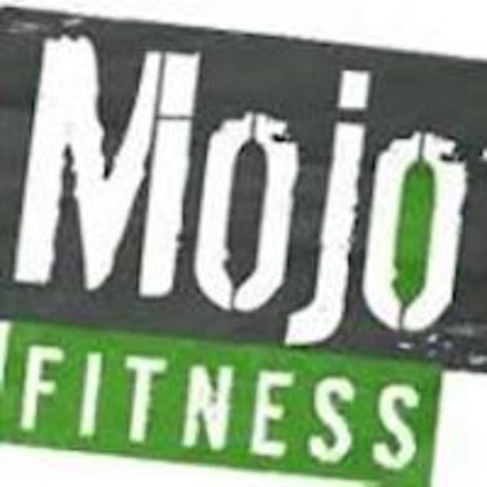 Mojo Fitness logo