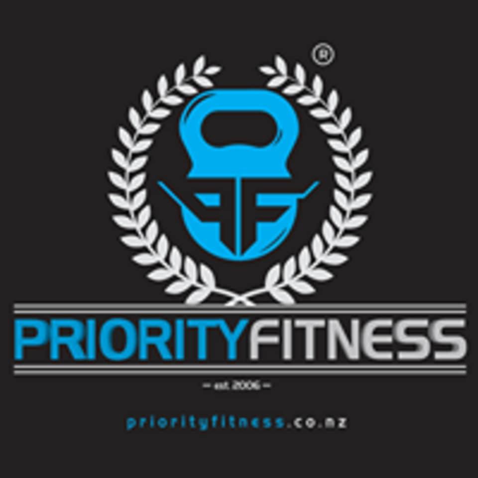 Priorityfitness logo