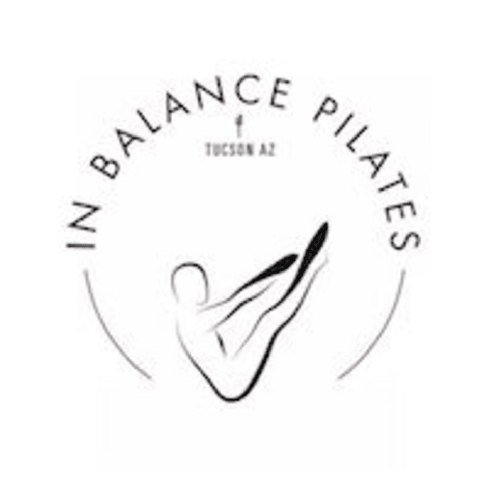 In Balance Pilates  logo