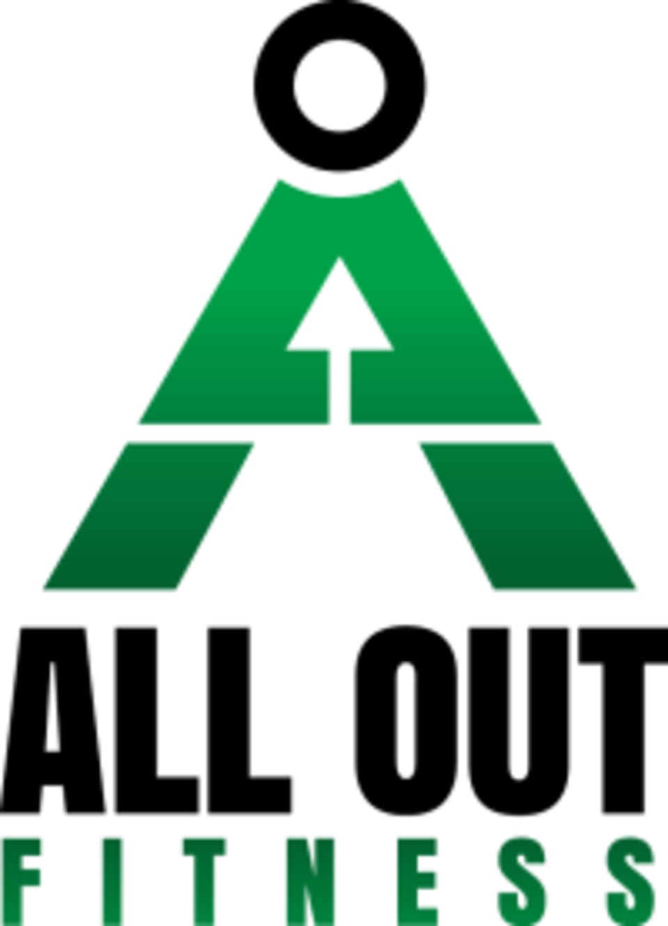 All Out Fitness logo