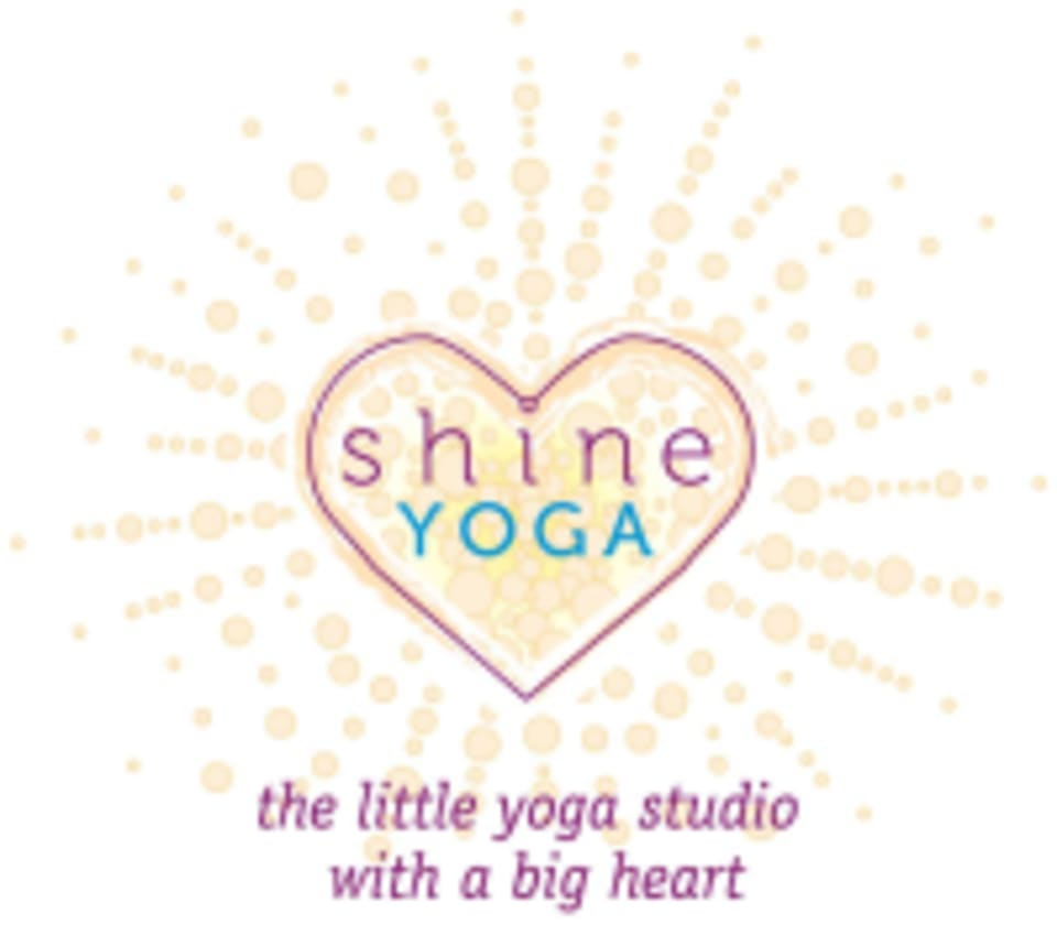 Shine Yoga logo