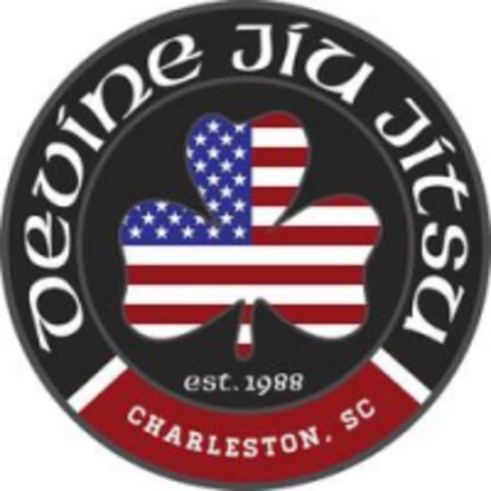 Devine Jiu Jitsu Charleston logo