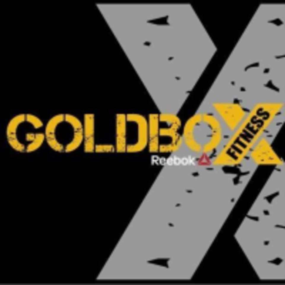 GoldBox Fitness  logo