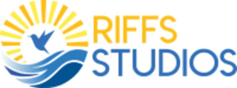 Riffs Studios - Ocean Beach logo