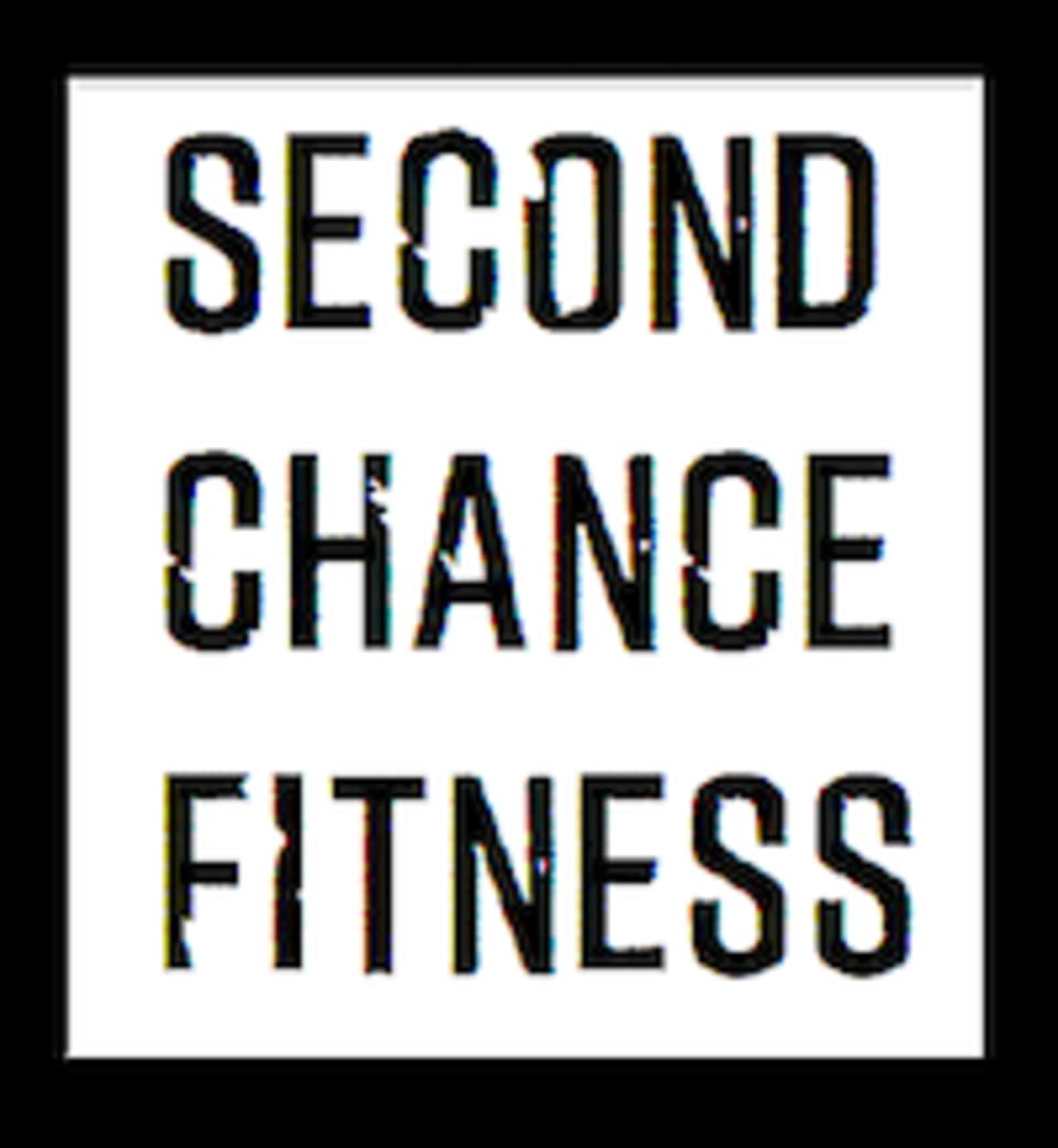 Second Chance Fitness logo