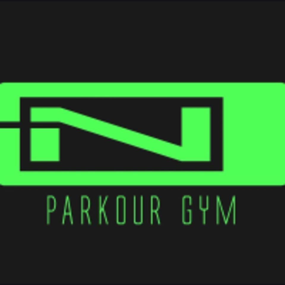 Ninja Brand Parkour Gym logo