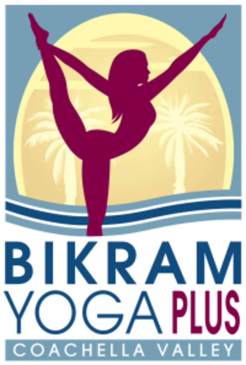 Bikram Yoga Plus logo